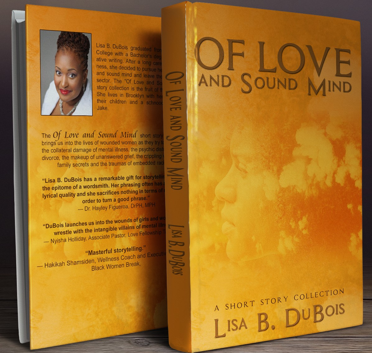 Lisa B  DuBois | Author of the